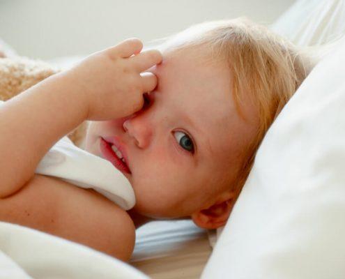 bebeklerde kesintisiz uyku
