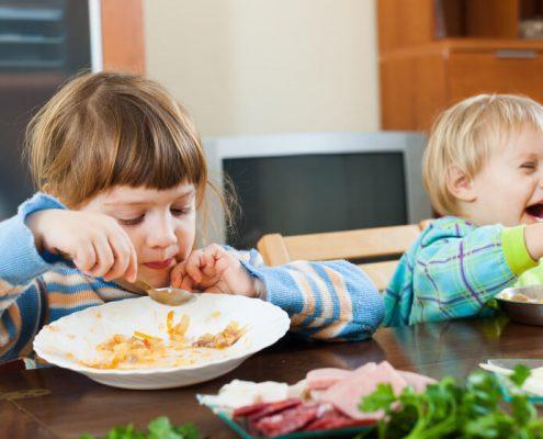 çocuklarda beslenme ve uyku