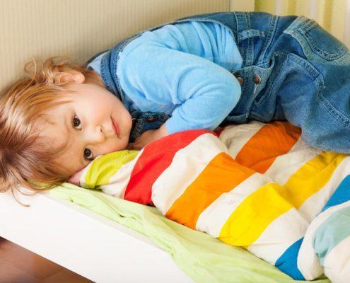 2 yaş uyku düzeni