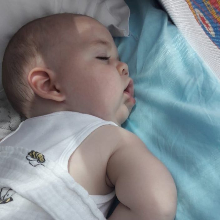 bebek uyku eğitimi izmir